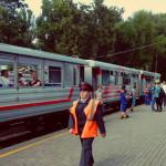 El ferrocarril de los niños (Nizhni Nóvgorod)